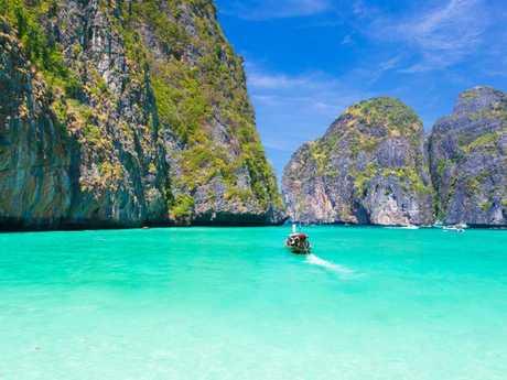 Koh Tao has become famous as a scuba-diving destination.