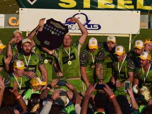 They came and they plundered: Raiders steal the silverware