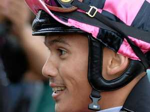 Rising jockey challenging big guns