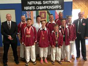 Burnett students mix it with nation's best