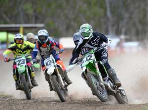 200 motocross riders on track for club day double header