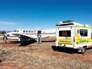 Teen critical, flown to Brisbane after CQ roll-over