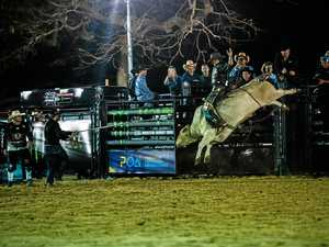 Bullrider's Mackay victory could be one of his last rodeos