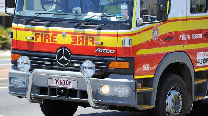 Fire brigade. Photo: Alistair Brightman /
