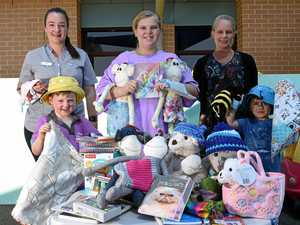 Toy treasure trove teaches gift of giving