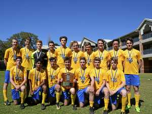 Toowoomba Grammar School finds its silver cup lining