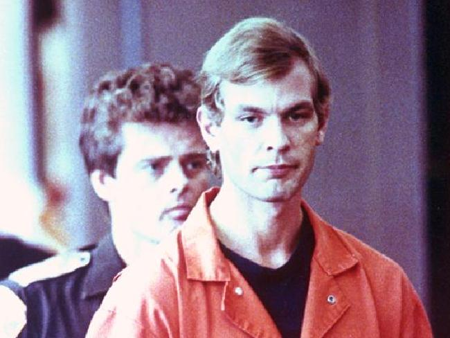 Jeffrey Dahmer pictured in 1991.