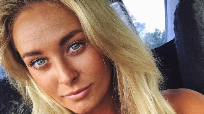Heartless trolls attack Australian model found dead on luxury yacht in Greece. Picture: Instagram