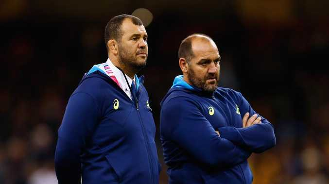 Former Wallabies scrum coach Mario Ledesma will face his long-term mentor Michael Cheika for the first time.