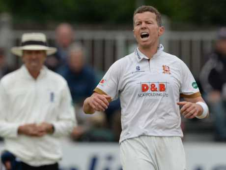 Peter Siddle has been on fire for county side Essex. Picture: Getty