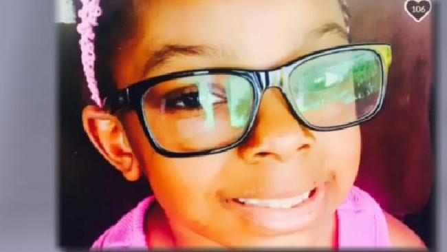 Prosecutors say Sanaa Cunningham was murdered by her father and Australian stepmother Germayne and Lisa Cunningham. Picture: GoFundMe