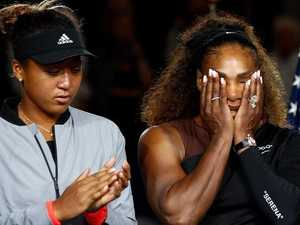 Tantrums one thing not to love about tennis