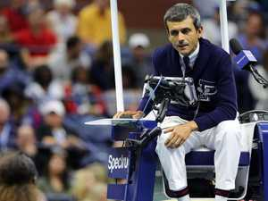 Chair umpire's incredible truth
