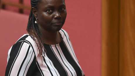 Liberal Senator Lucy Gichuhi. Pic: AAP