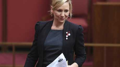 Larissa Waters is back in the Senate. Pic: AAP