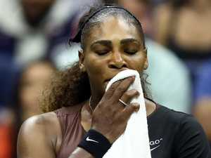 Tennis must respond to Serena furore