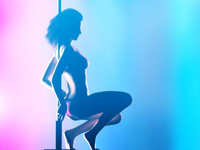 Exotic dancers are hired for all kinds of events in New York.