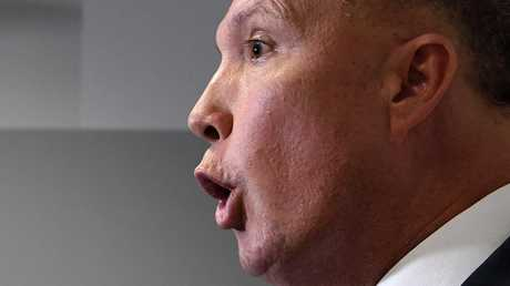 Minister for Home Affairs Peter Dutton. Pic: AAP