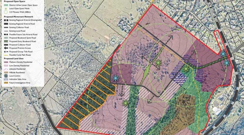 New layout shot of Habitat Mt Kynoch.