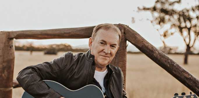 Graeme Connors will play Toowoomba's Empire Theatre this Saturday night.