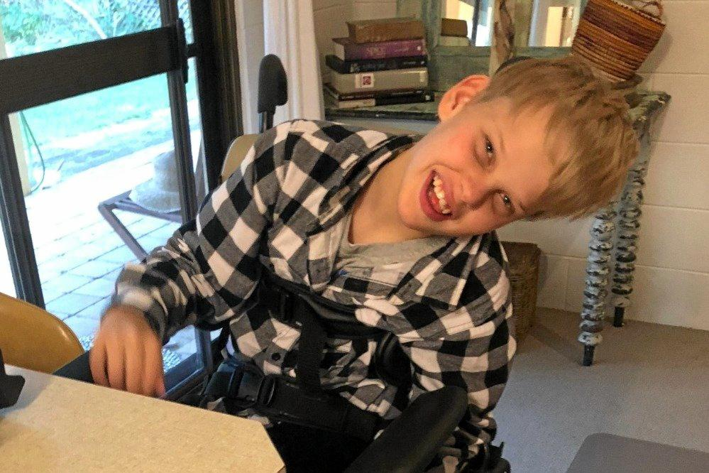 MAKE A DIFFERENCE: Susan Neuvonen has set up a Go Fund Me page to help raise money to buy a new car to better transport her son, Luca.