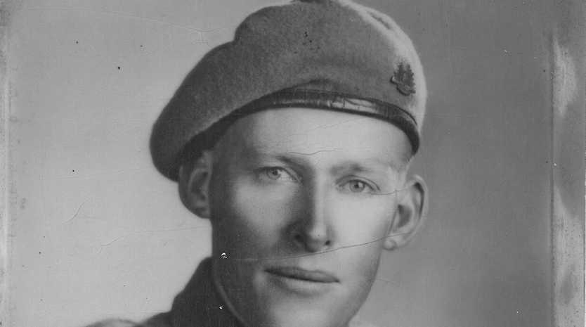 Athol Greaves served in the Lighthorse Brigade.