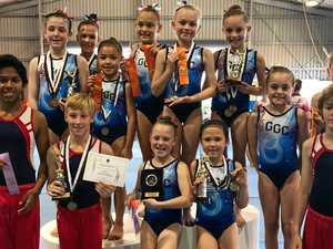 Gladstone gymnasts get just rewards in Bundaberg regionals