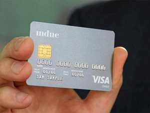 Parliament passes cashless card trial for Hinkler