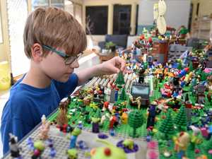 Master builders showcase creations at Lego Brick Event