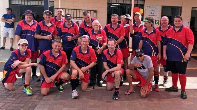 SPECIAL WIN: Team Hamilton claimed the A3 men's premiership, beating club mates Park Avenue Brothers Red 1-nil in a hard-fought grand final on Saturday.