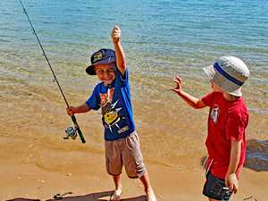 Snag a prize at fun family fishing event