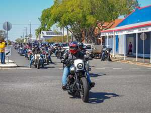 Harleys rolled to Byfield, raising funds for rescue service