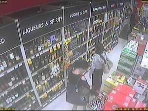 Police search for Banora bottle-o thieves
