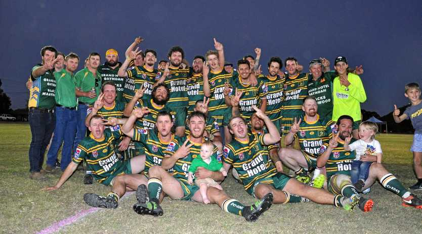 GOLDEN OPPORTUNITY: The NRL host forums in Monto and Gayndah next week to discuss the future of rugby league in the North Burnett.