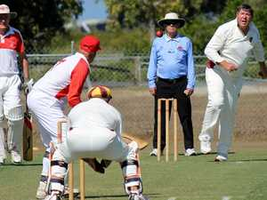 Local storm warning issued for veterans cricket championship