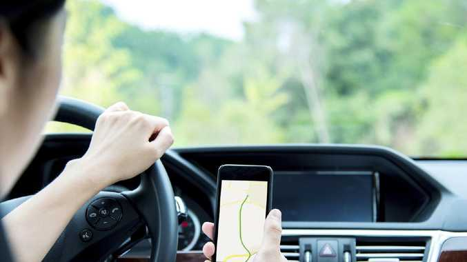 Research showed that 90 per cent of road users handle their phone while driving.
