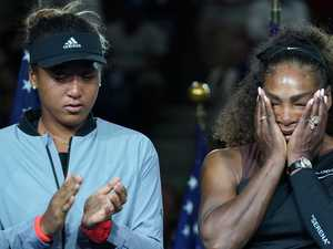 Navratilova says Serena was wrong