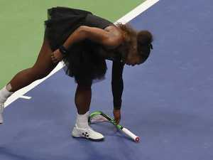 Serena cartoon draws fire in US and Australia