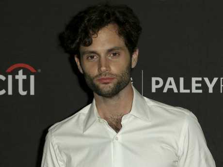 Badgley 'took a breather' from fame after the success of Gossip Girl. Picture: AP
