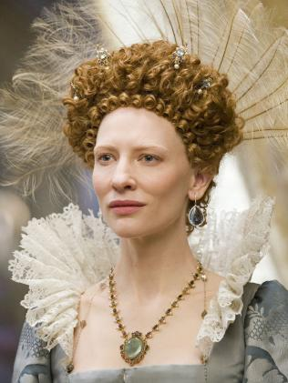 Cate Blanchett has played Queen Elizabeth I twice. Picture: Universal Pictures