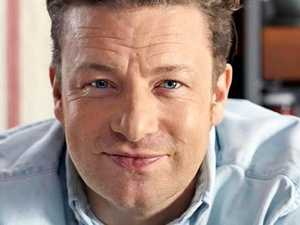 Jamie Oliver pins down home intruder