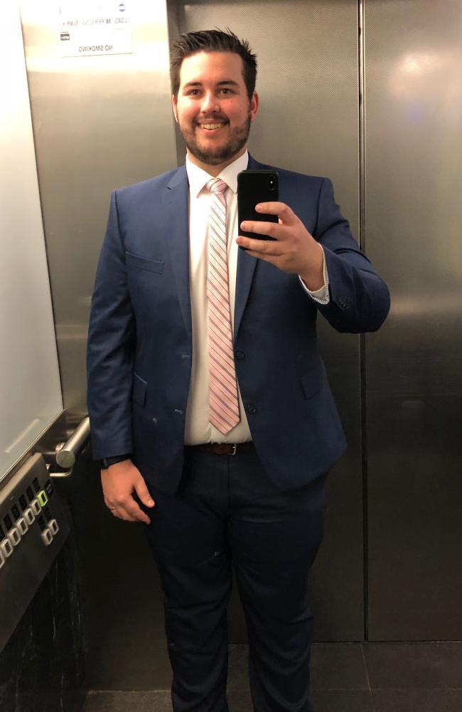 To date, Josh had lost around 60kg.