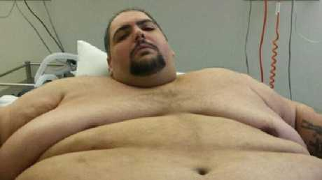 Andre Nasr was once Australia's fattest man.
