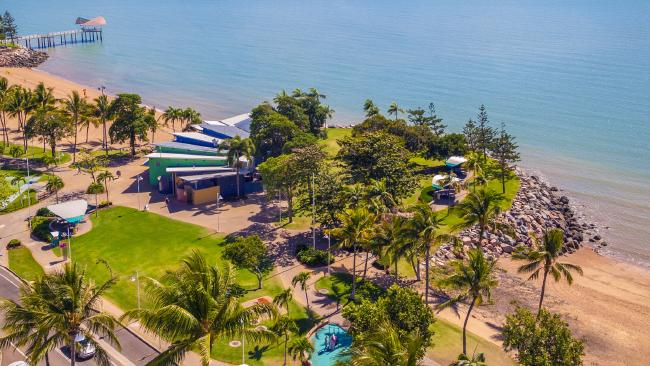 Who wouldn't want to buy in Townsville? It's beautiful and the time it takes to get a deposit together is faster than many other regions. Picture: Megan MacKinnon