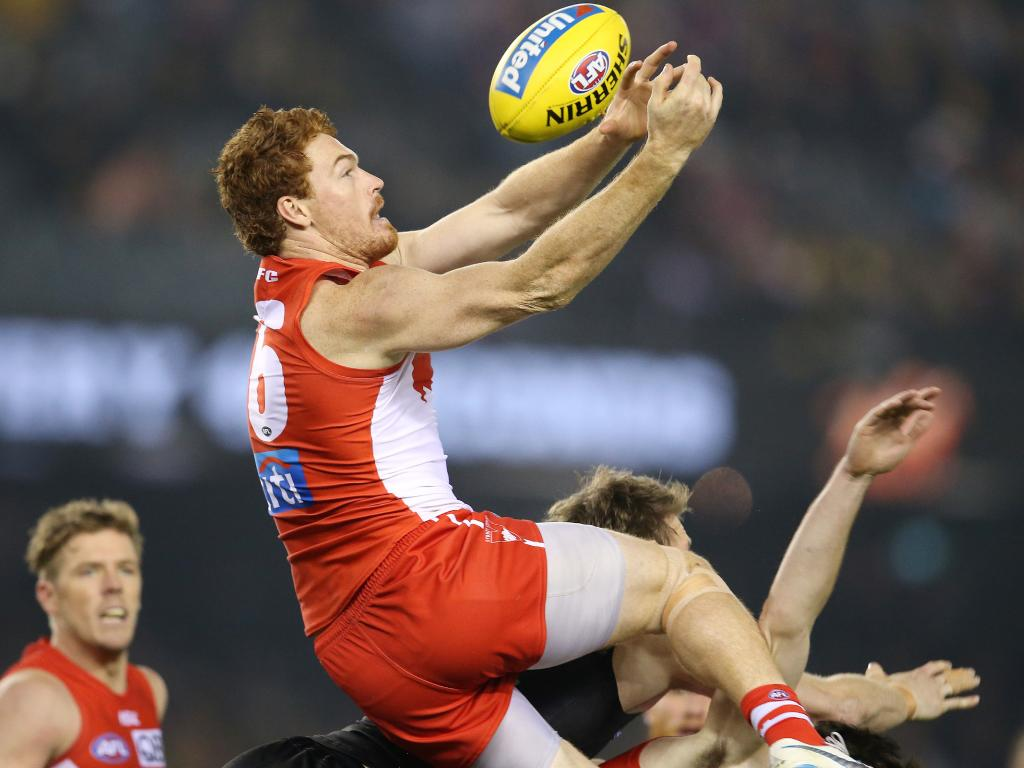 Sydney's Gary Rohan reportedly wants to head to Geelong to be closer to family. Picture: Michael Klein