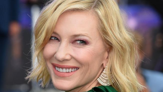 Cate Blanchett, while promoting her role in