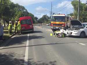 West Mackay crash