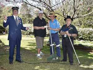 Touch of Toowoomba: Putting a spring in their step