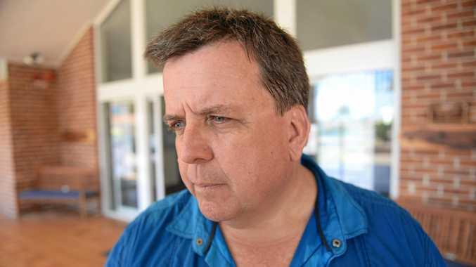 NO COMMENT: Councillor Greg Barnes.