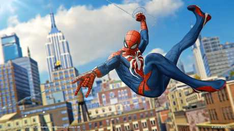 Marvel's Spider-Man is out now and exclusive for Playstation 4